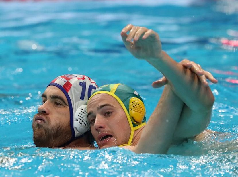 PR 75 - Berlin Men's Water Polo World Cup starts today