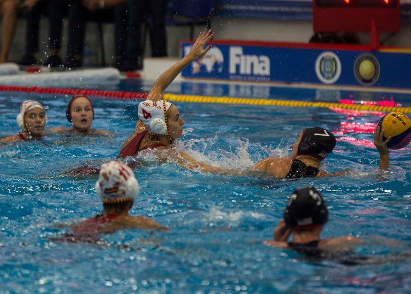 New water polo: faster, stronger and more spectacular