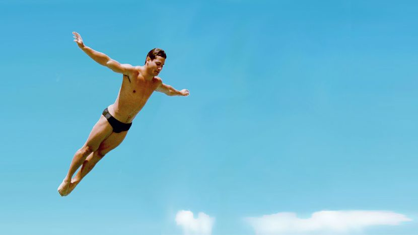 Top training tips from an Olympic diving legend