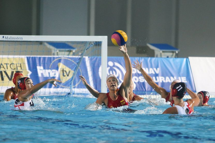 Women's Youth World Championships, Belgrade, Day 2