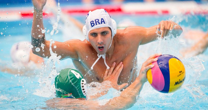 Men's Water Polo Day 1: Canada snatches draw with Montenegro
