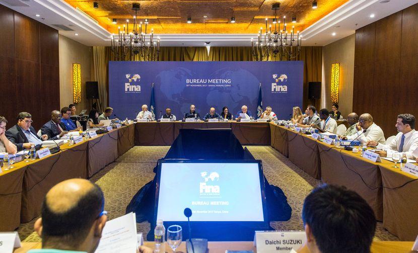 PR 93 - FINA BUREAU MEETING - 30 November 2017
