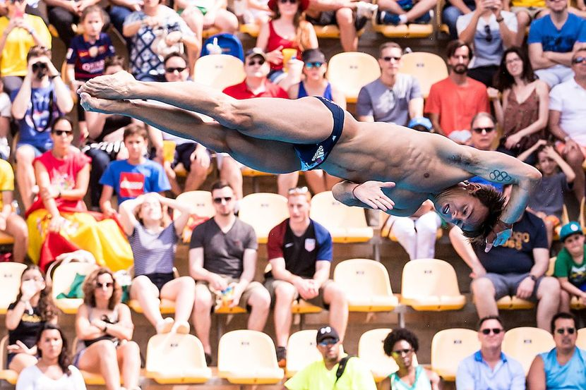 Diving, Men's 10m semi-finals- Daley eliminated in the Olympic platform semi-final