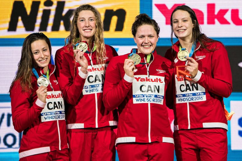 Legacy of the FINA World Swimming Championships (25m) in Windsor : Canada caps big year