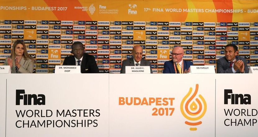 Masters World Championships: another hit in Budapest