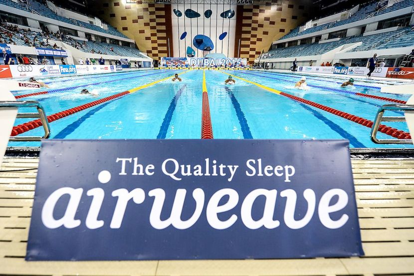PR 39 - Innovative concept for the 2017 FINA/airweave Swimming World Cup
