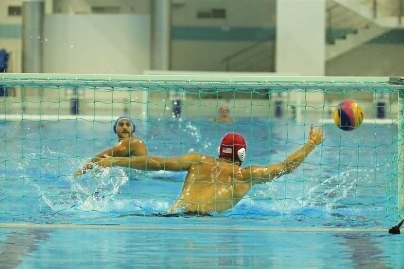 Russia welcomes 8 water polo nations