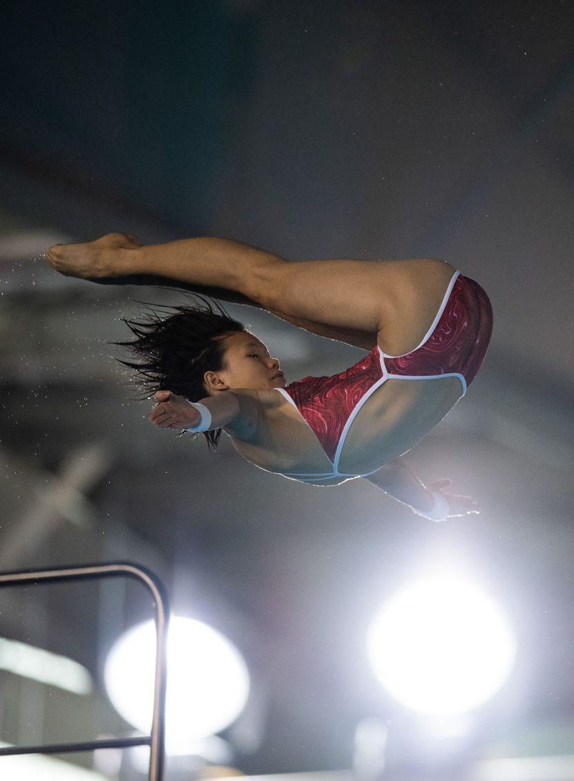 YOG BA 2018: Lin gives China first diving title