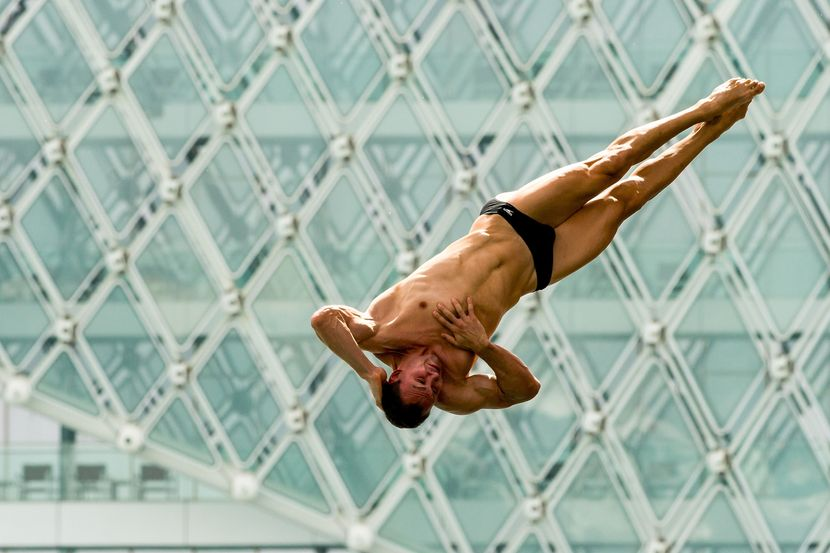 High Diving: the Olympic dream is closer