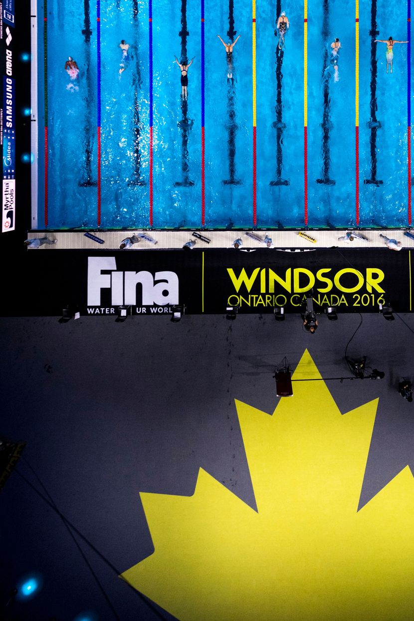 Windsor 2016: strong sport tourism impact