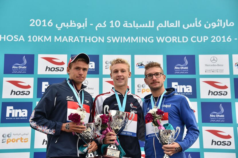 10km World Cup: Double gold for France in Abu Dhabi