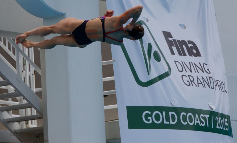 Diving Grand Prix, Day 4:  Final day on Gold Coast delivers quality diving