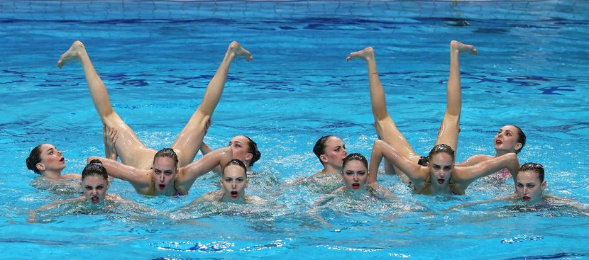 Budapest, Day 1: Ukraine bags two golds