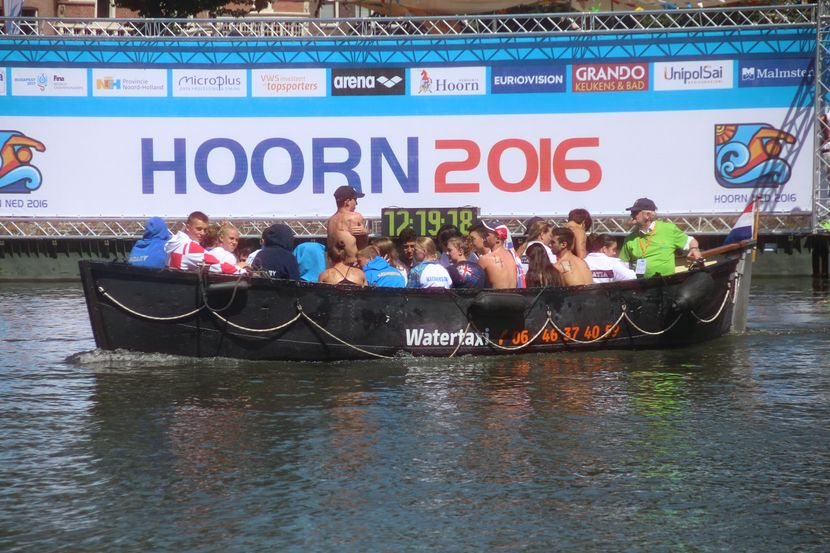 Italy and Germany top relays on Day 3 in Hoorn