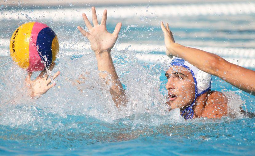 Day 8 Junior Men's Water Polo: Greece-Croatia final