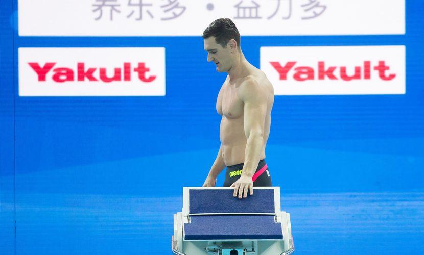 Media facilities match top-notch 14th FINA World Swimming Championships