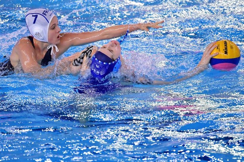 OGQT Women's Water Polo Day 6: Hungary topples Netherlands for gold