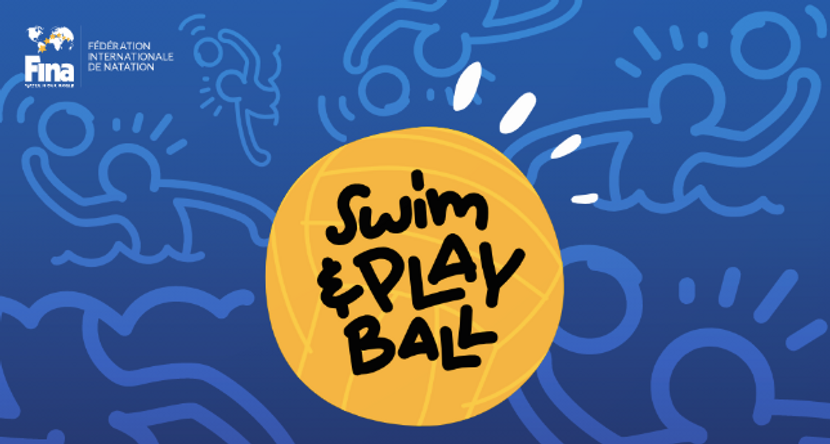 FINA launches Swim&Play Ball programme, a guide to water polo initiation