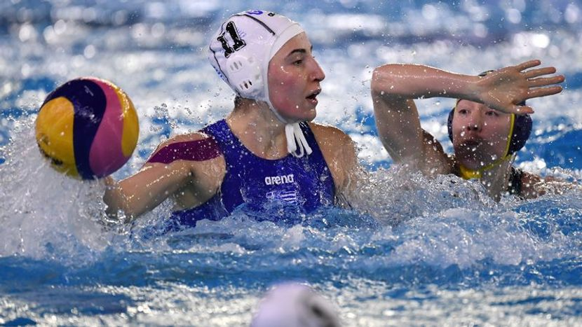 Women's water polo OGQT Day 1: Big guns shrug off Covid shroud
