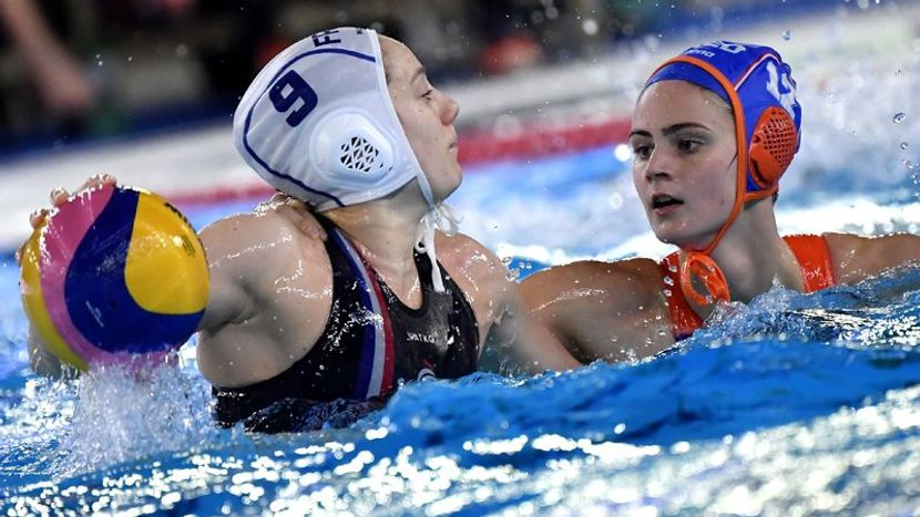 OGQT Women's Water Polo Day 4: No surprises with top four gunning for Tokyo