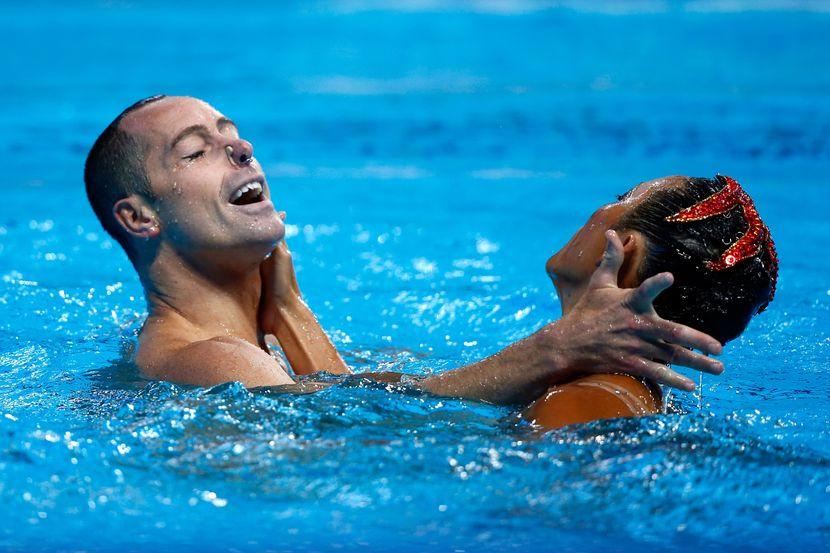 First FINA Artistic Swimming Virtual Challenge underway