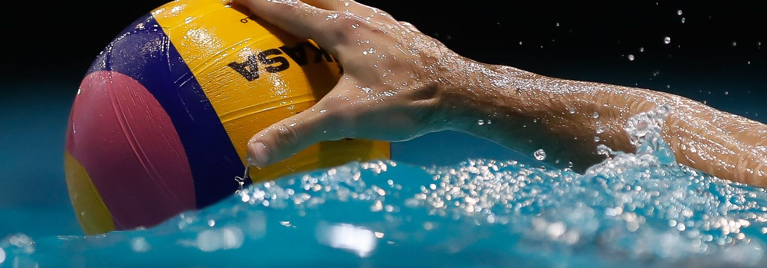 Water Polo Header