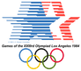 Olympic Games Los Angeles 1984