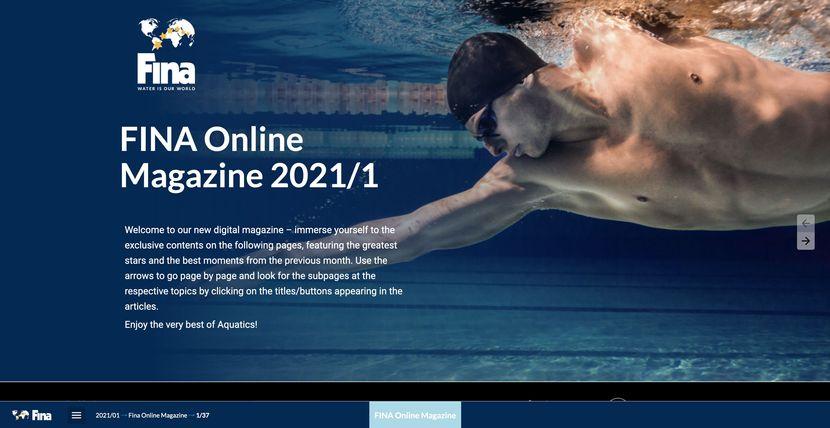 FINA Online Magazine 2021_1