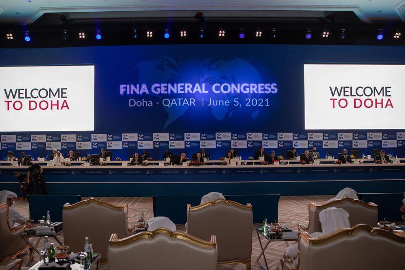 FINA-congress-2021-Fina General Congress 2021 dohaOpen Water 2021venue_-7