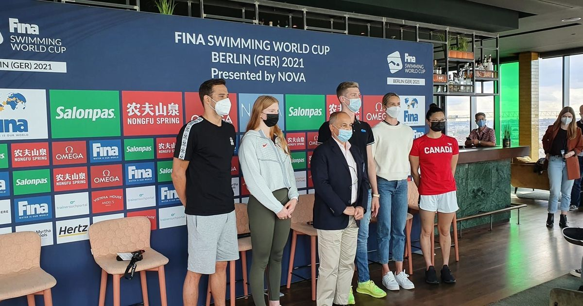 Emma McKeon, Florian Wellbrock, Chad le Clos and others thrilled to race in Berlin