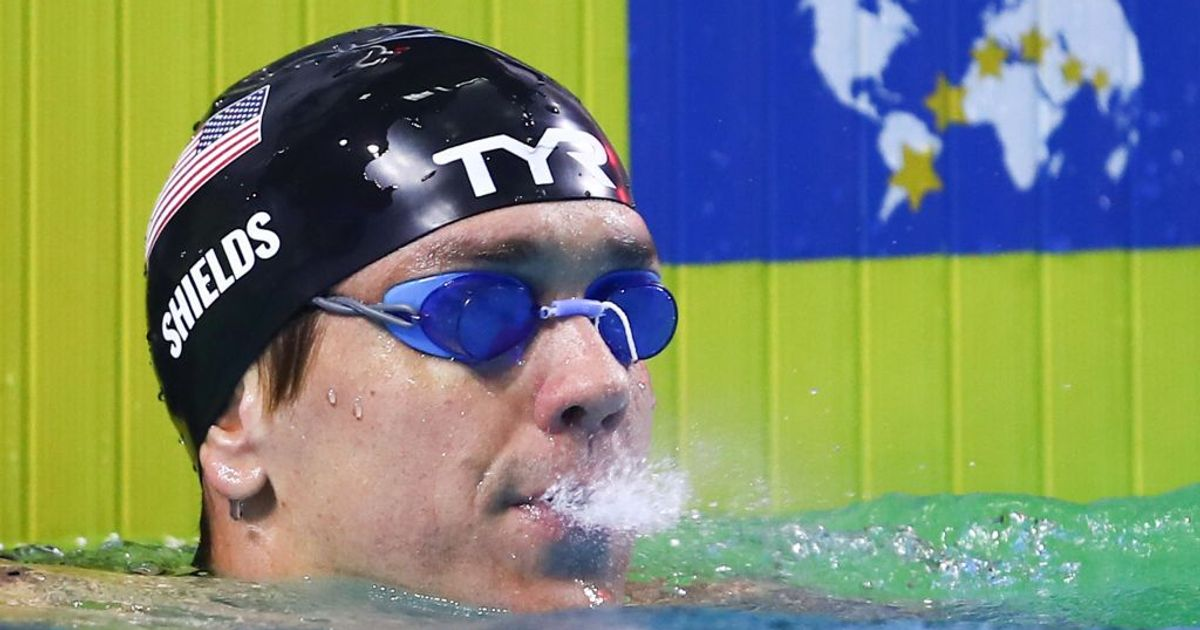 Shields, McKeon tops overall, Sates with 5 golds